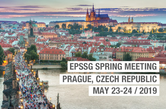 EPSSG Spring Meeting Prague 2019
